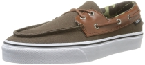 Vans - Unisex Zapato Del Barco Shoes In C&L Cant Camo & Leather