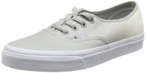 Vans Authentic 2 Tone Glitter Womens Trainers White/High-Rise