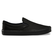 VANS Black Vans Canvas Slip On Black