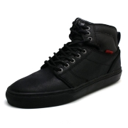 Vans Alomar Bomber Black Men's Mid Top Sneakers