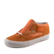 Vans Mens Half Cab Pro '92 Our Legacy Orange/White Neoprene