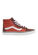 VANS SK8-HI REISSUE COLLECTION 2 Tone Cappuccino/Burnt Ochre (10.5 B(M) US Women / 9 D(M) US Men)
