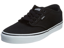 Vans Atwood Men's Sneaker Shoes Black White 0tuy187