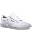Van's CHUKKA LOW (Chambray) Skate Shoes True White